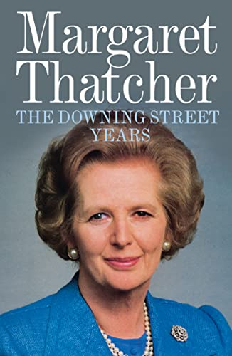The Downing Street Years By Margaret Thatcher