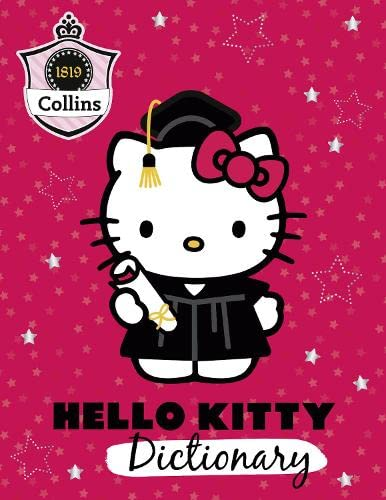 Collins Hello Kitty Dictionary by Collins Dictionaries