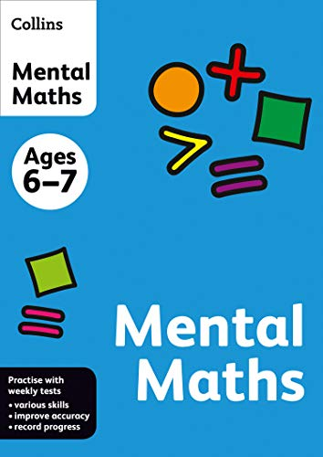 Collins Mental Maths By Collins KS2