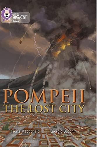 Pompeii By Fiona Macdonald