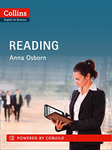 Collins English for Business: Reading By Anna Osborn