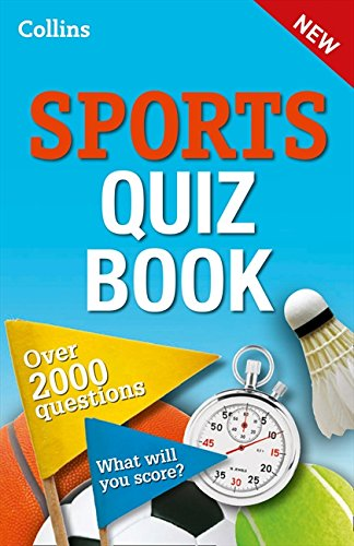 Collins Sports Quiz Book By Collins