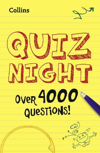 Collins Quiz Night by Collins
