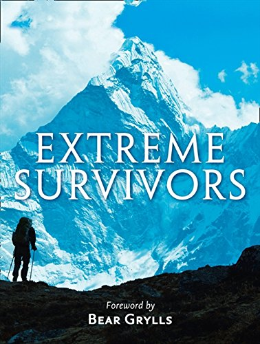 The Times Extreme Survivors By Collins Maps