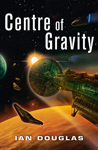 Centre of Gravity By Ian Douglas