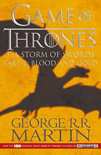 A Game of Thrones: A Storm of Swords Part 2 (A Song of Ice and Fire) by George R. R. Martin