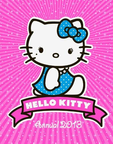 Hello Kitty Annual 2013 By Aa Vv