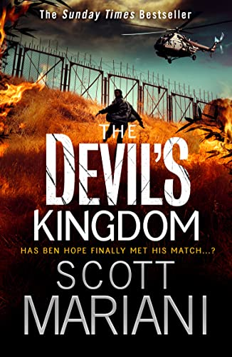 The Devil's Kingdom: Part 2 of the best action adventure thriller you'll read this year! (Ben Hope, Book 14) (Ben Hope Thrillers) By Scott Mariani