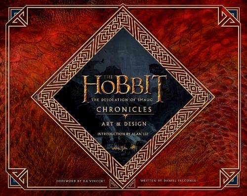 Chronicles: Art & Design (The Hobbit: The Desolation of Smaug) By Daniel Falconer