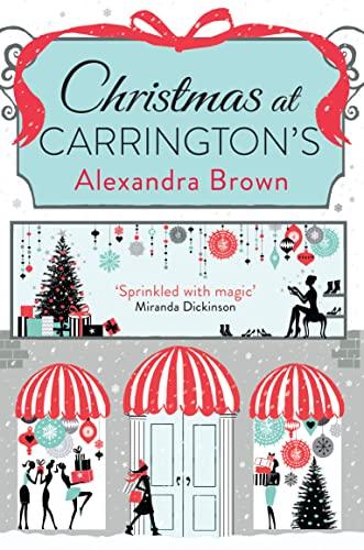 Christmas at Carrington's by Alexandra Brown