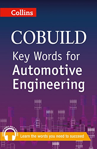 Key Words for Automotive Engineering By Not Known