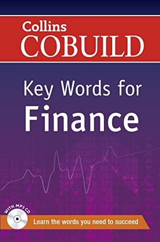 Key Words for Finance: B1+ (Collins COBUILD Key Words)