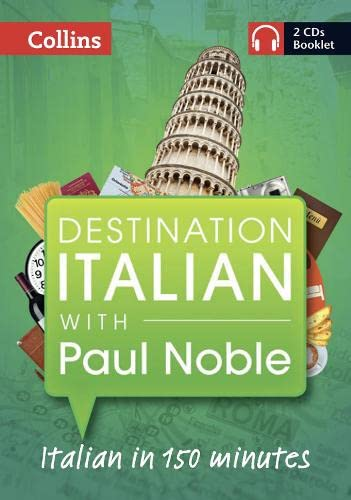Destination Italian with Paul Noble By Paul Noble