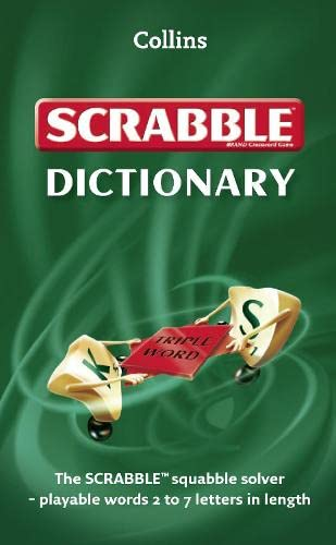 Collins Scrabble Dictionary