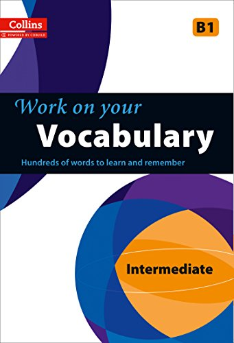 Vocabulary By Collins UK
