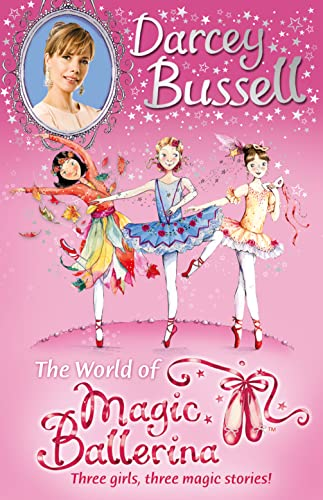 Darcey Bussell's World of Magic Ballerina By Darcey Bussell