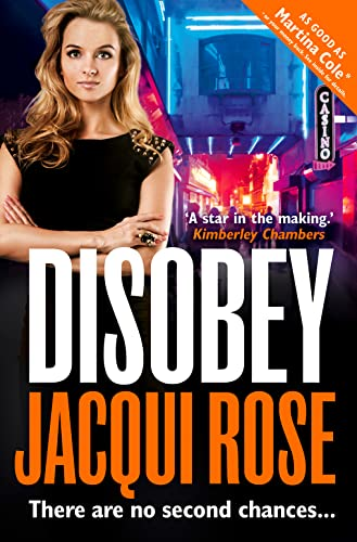 Disobey by Jacqui Rose