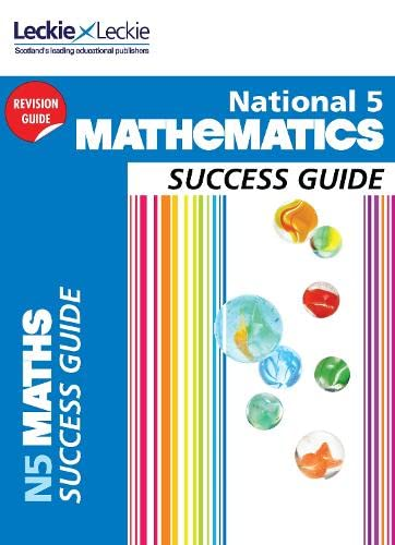 National 5 Mathematics Success Guide By Ken Nisbet