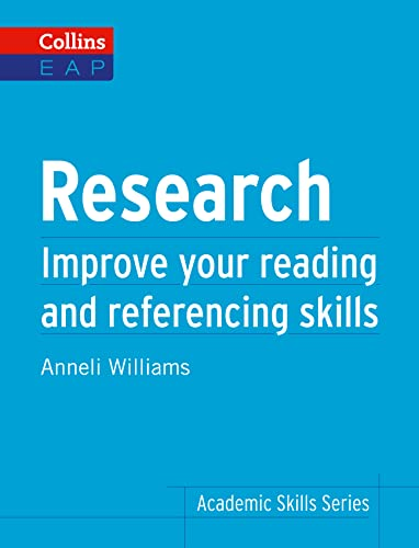 Research: B2+ (Collins Academic Skills ) By Anneli Williams