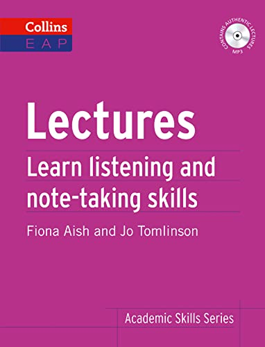 Lectures: Learn Listening and Note-taking Skills By Fiona Aish
