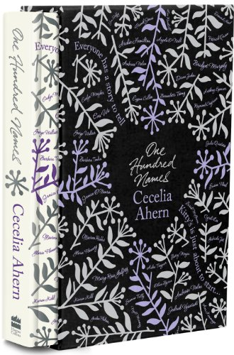 One Hundred Names By Cecelia Ahern Used Very Good border=