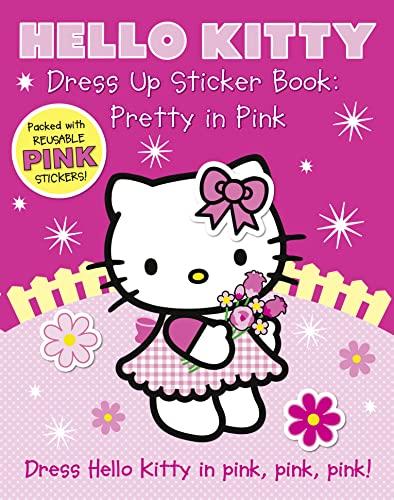 Dress Up Sticker Book: Pretty in Pink