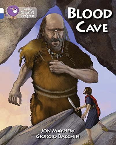Blood Cave By Jon Mayhew