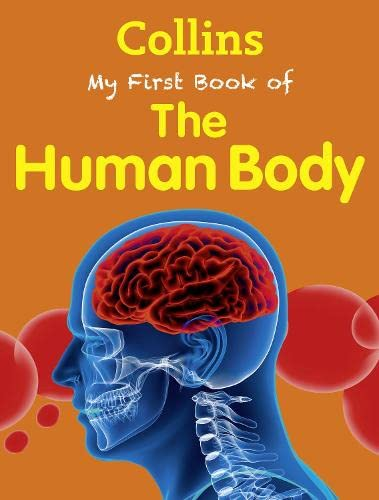 Collins My First Book Of The Human Body By Collins