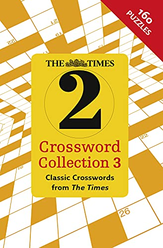 The Times 2 Crossword Collection 3 By The Times Mind Games