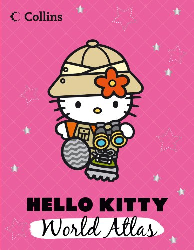 Hello Kitty World Atlas By Collins Maps