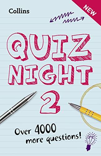 Collins Quiz Night 2 by Collins