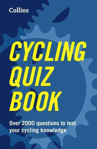 Collins Cycling Quiz Book by Collins