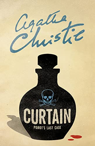 Curtain: Poirot's Last Case (Poirot) By Agatha Christie