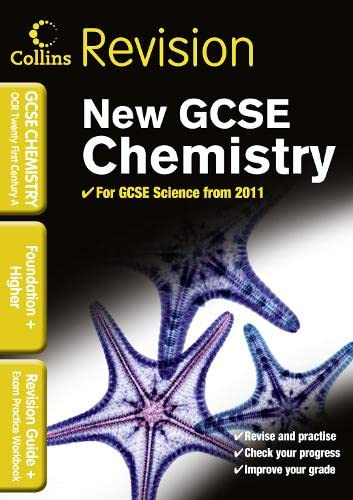 OCR 21st Century GCSE Chemistry: Revision Guide and Exam Practice Workbook (Collins Gcse Revision) By Ann Tiernan