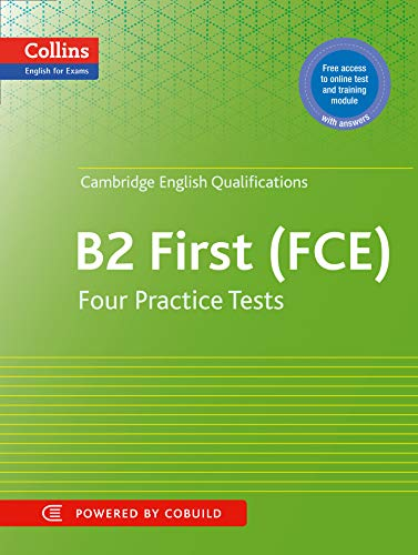 Practice Tests for Cambridge English: First By Peter Travis