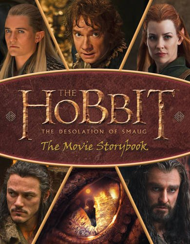 Hobbit: Desolation of Smaug (Movie Storybook) By HarperCollins