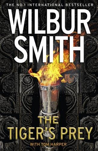 The Tiger's Prey by Wilbur Smith