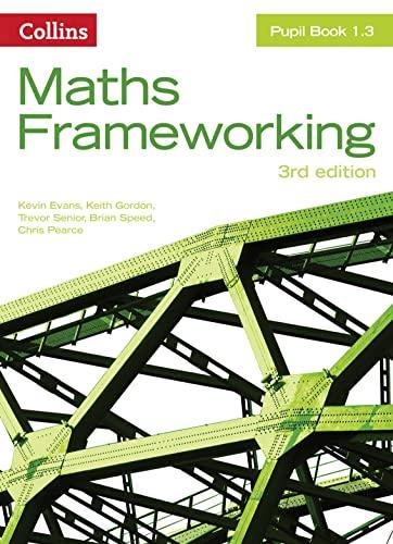 KS3 Maths Pupil Book 1.3 von Kevin Evans