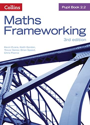 KS3 Maths Pupil Book 2.2 von Kevin Evans