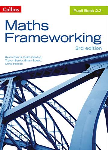 KS3 Maths Pupil Book 2.3 By Kevin Evans