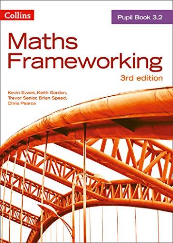 KS3 Maths Pupil Book 3.2 von Kevin Evans