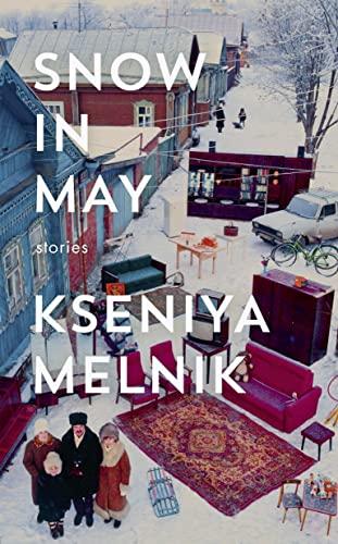 Snow in May by Kseniya Melnik