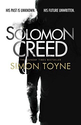 Solomon Creed by Simon Toyne