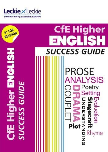 Higher English Revision Guide By Iain Valentine