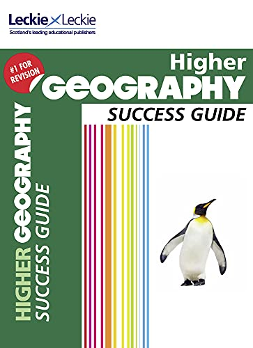 Higher Geography Revision Guide By Laura Greig