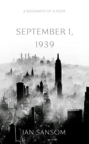 September 1, 1939 By Ian Sansom