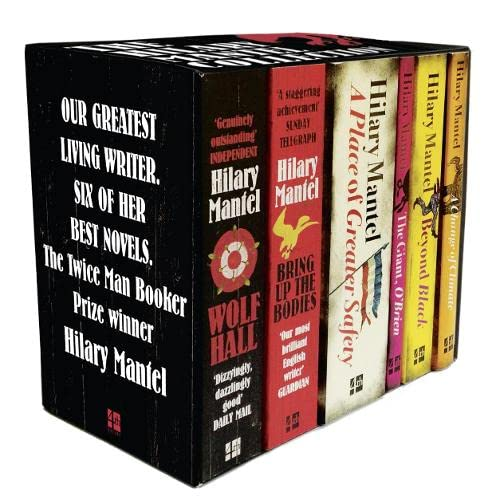 Hilary Mantel Collection By Hilary Mantel