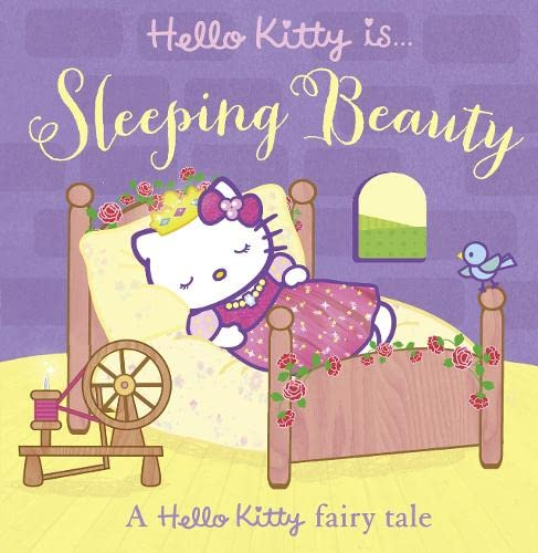 Hello Kitty is... Sleeping Beauty
