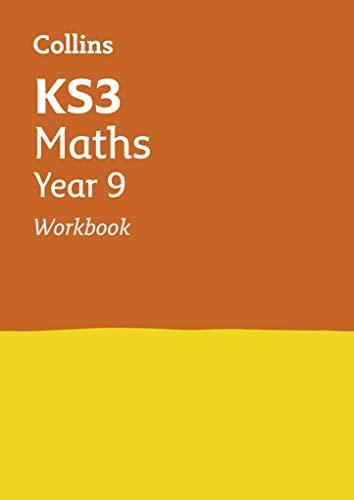 KS3 Maths Year 9 Workbook von Collins KS3