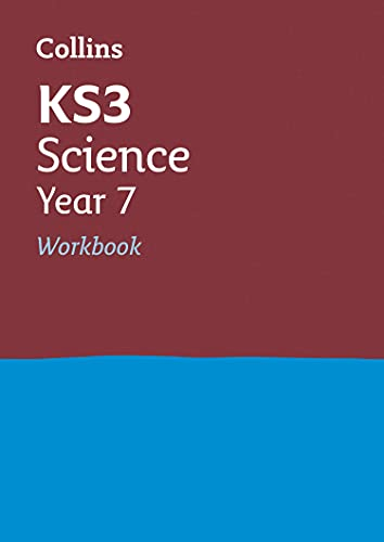 KS3 Science Year 7 Workbook (Collins KS3 Revision) By Collins KS3